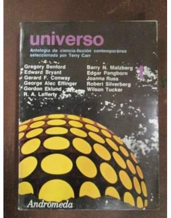 UNIVERSO. Antología de...
