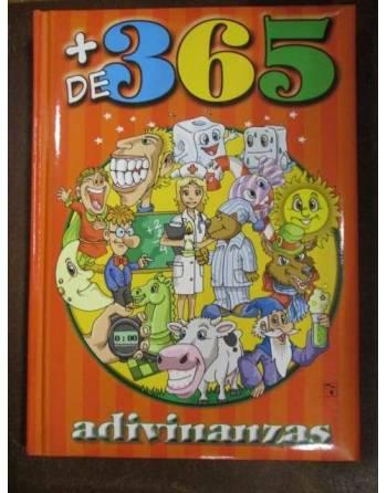 + DE 365 ADIVINANZAS