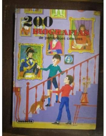 200 BIOGRAFÍAS DE PERSONAJES CÉLEBRES