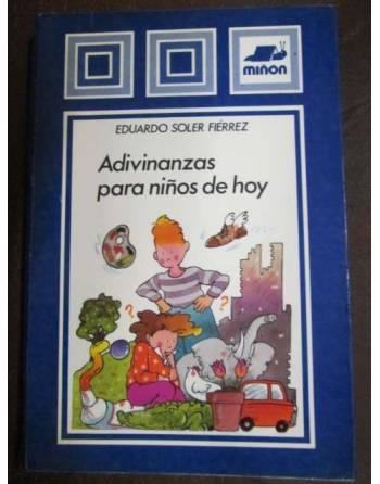 ADIVINANZAS PARA NIÑOS DE HOY