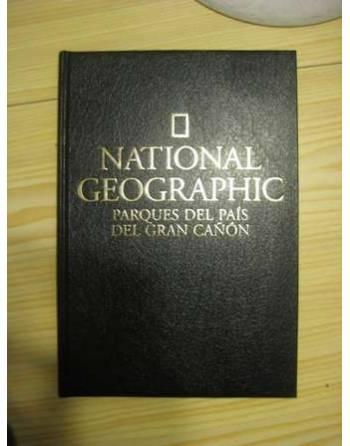 NATIONAL GEOGRAPHIC: PARQUES DEL PAÍS DEL GRAN CAÑON
