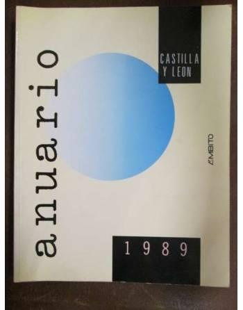ANUARIO DE CASTILLA Y LEÓN 1989