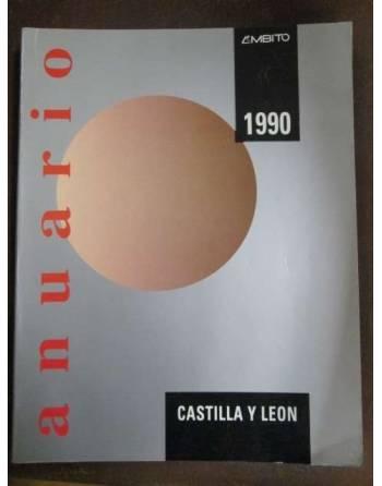 ANUARIO DE CASTILLA Y LEÓN 1990