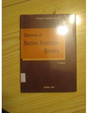 EJERCICIOS DE SISTEMA FINANCIERO ESPAÑOL