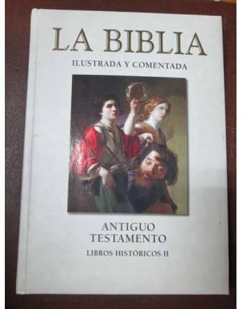 LA BIBLIA ILUSTRADA Y COMENTADA. Antiguo Testamento – Libros...