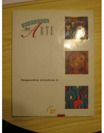 HISTORIA DEL ARTE.VANGUARDIAS ARTÍSTICAS II