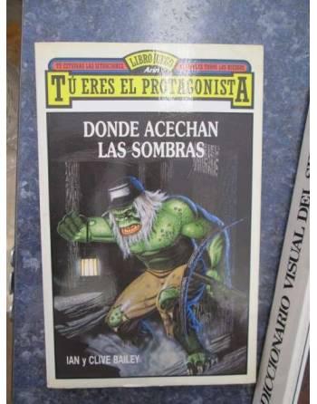 DONDE ACECHAN LAS SOMBRAS