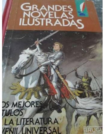 GRANDES NARRATIVAS ILUSTRADAS. LOS MEJORES TÍTULOS DE LA LITERATURA...