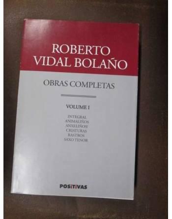 OBRAS COMPLETAS (VOLUMEN I)