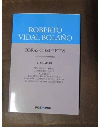 OBRAS COMPLETAS (VOLUMEN III)
