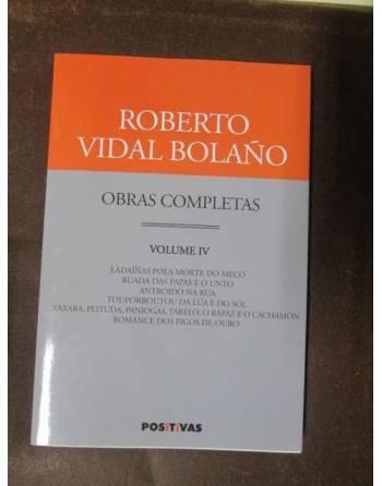 OBRAS COMPLETAS (VOLUMEN IV)