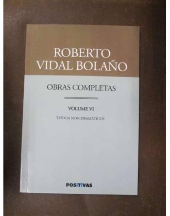 OBRAS COMPLETAS (VOLUMEN VI)