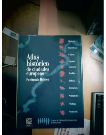ATLAS HISTÓRICO DE CIUDADES EUROPEAS