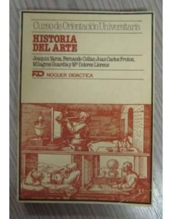 HISTORIA DEL ARTE EN ESPAÑA. 2 VOL.