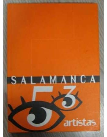 SALAMANCA – 53 ARTISTAS