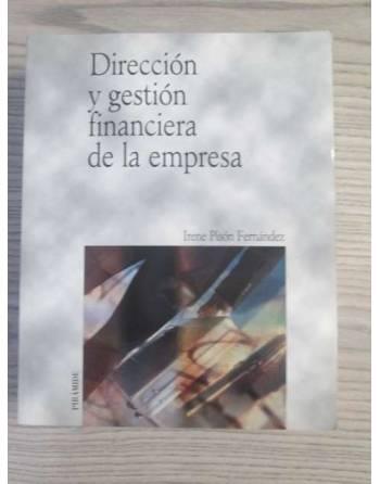 DIRECCIÓN Y GESTIÓN FINANCIERA DE LA EMPRESA
