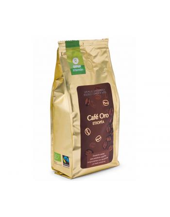 Café etiopía molido 250 gr. Intermon Oxfam