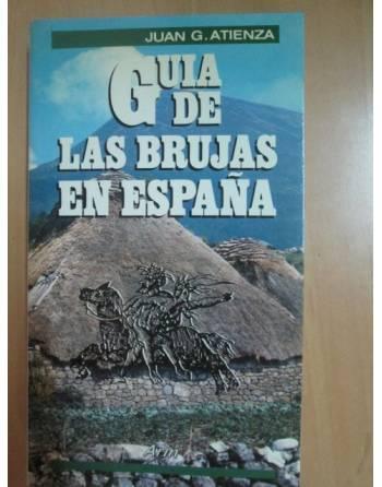 GUIA DE LAS BRUJAS EN ESPAÑA
