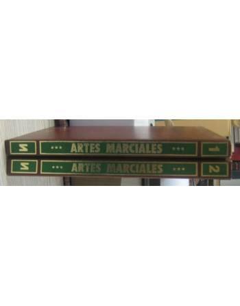 ARTES MARCIALES. 2 TOMOS