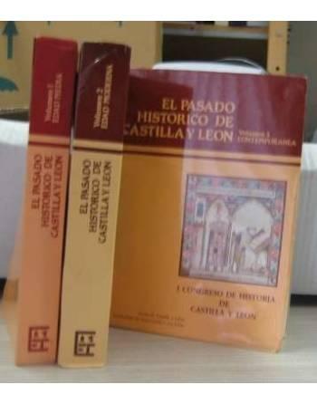 EL PASADO HISTORICO DE CASTILLA Y LEÓN. VOL 1- 3