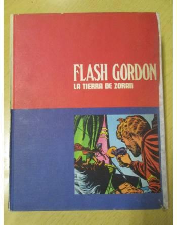 FLASH GORDON. LA TIERRA DE ZORAN. Colección héroes del cómic. Tomo 5.