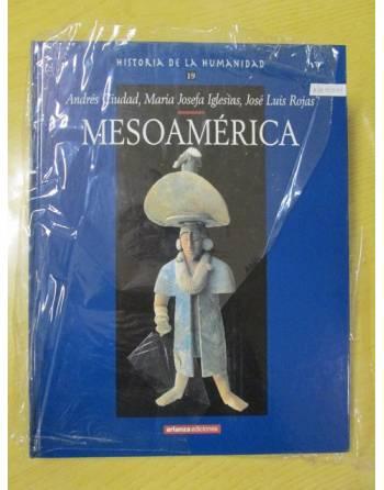 HISTORIA DE LA HUMANIDAD 19. MESOMÉRICA.