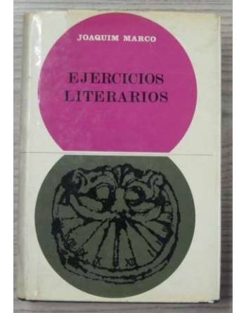 EJERCICIOS LITERARIOS