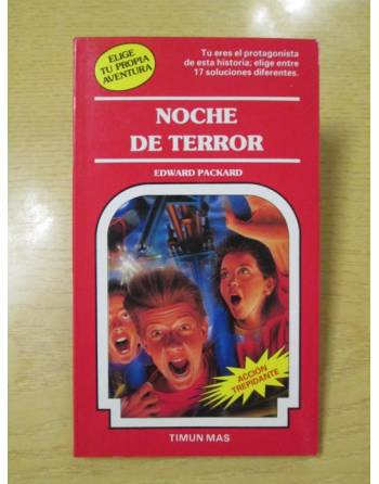 NOCHE DE TERROR