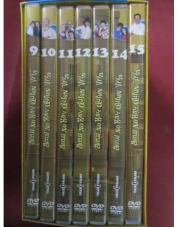 AQUÍ NO HAY QUIEN VIVA DVD (Capítulos del 17 al 30)