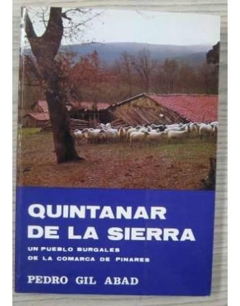 QUINTANAR DE LA SIERRA. UN PUEBLO BURGALES DE LA COMARCA DE PINARES