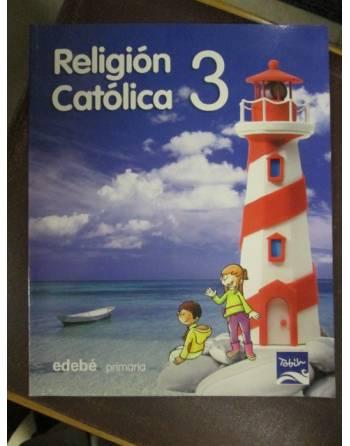 RELIGIÓN CATÓLICA. 3. PRIMARIA. TOBIH