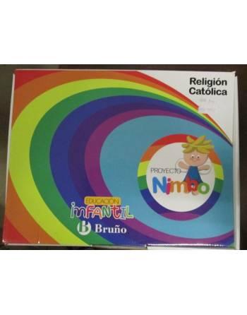 PROYECTO NIMBO. RELIGIÓN CATÓLICA. EDUCACIÓN INFANTIL