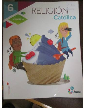 RELIGIÓN CATÓLICA. 6 PRIMARIA