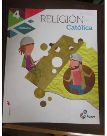 RELIGIÓN CATÓLICA. 4 PRIMARIA