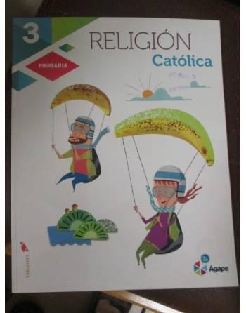 RELIGIÓN CATÓLICA. 3 PRIMARIA