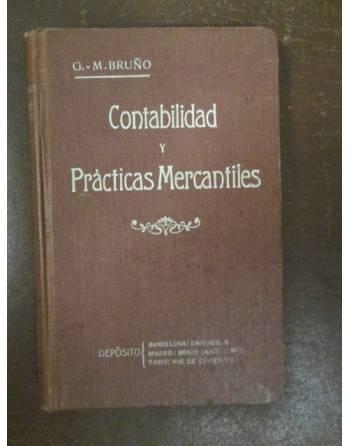 CONTABILIDAD Y PRÁCTICAS MERCANTILES