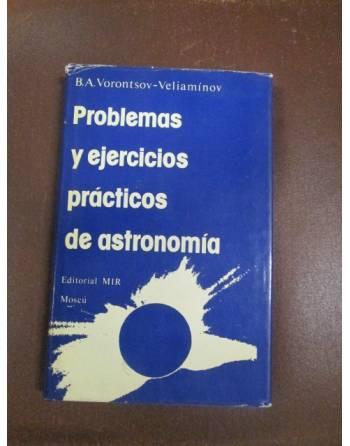 PROBLEMAS Y EJERCICIOS PRÁCTICOS DE ASTRONOMÍA
