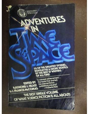 ADVENTURES IN TIME & SPACE....