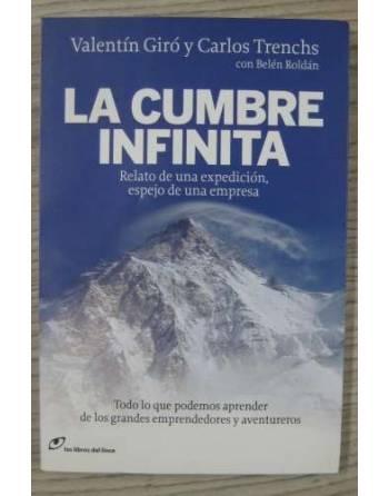 LA CUMBRE INFINITA. RELATO DE UN EXPEDICIÓN, ESPEJO DE UNA EMPRESA