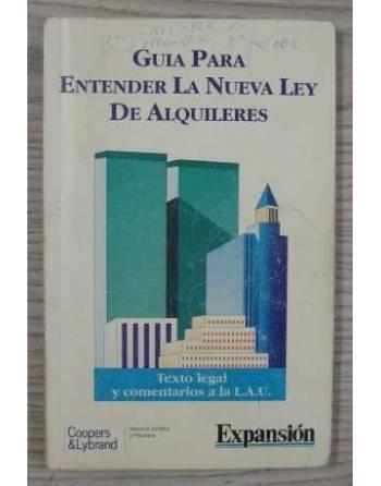 GUÍA PARA ENTENDER LA NUEVA LEY DE ALQUILERES
