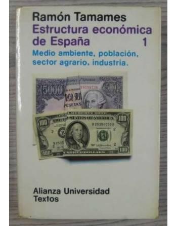 ESTRUCTURA ECONÓMICA DE ESPAÑA. 1. INTRODUCCIÓN, POBLACIÓN, SECTOR...