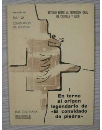 ESTUDIO SOBRE LA TRADICIÓN ORAL DE CASTILLA Y LEÓN. 1. EN TORNO AL...