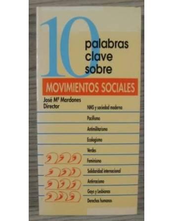 10 PALABRAS CLAVES SOBRE MOVIMIENTOS SOCIALES