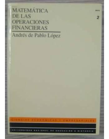 MATEMÁTICA DE LAS OPERACIONES FINANCIERAS. TOMO II