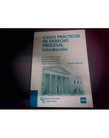 CASOS PRÁCTICOS DEL DERECHO PROCESAL, INTRODUCCIÓN