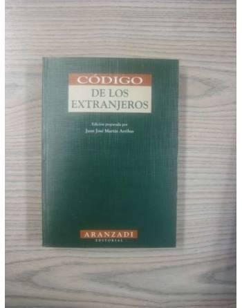 CÓDIGO DE LOS EXTRANJEROS