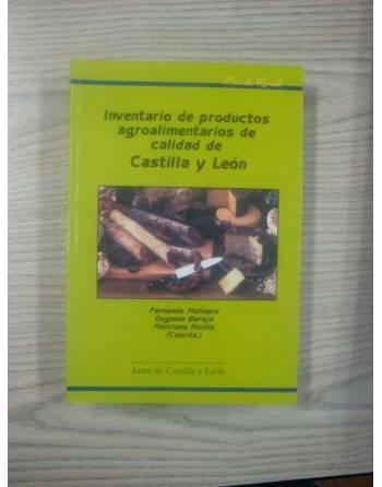 INVENTARIO DE PRODUCTOS AGROALIMENTARIOS DE CALIDAD DE CASTILLA Y LEÓN