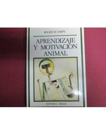 APRENDIZAJE Y MOTIVACIÓN ANIMAL