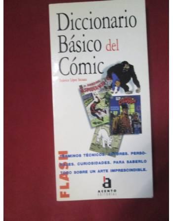 DICCIONARIO BÁSICO DEL COMIC