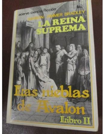 LAS NIEBLAS DE AVALÓN. LIBRO II